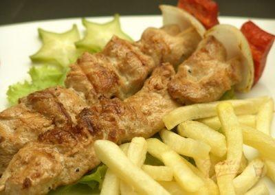 Satay de Pollo, Cerdo o Res